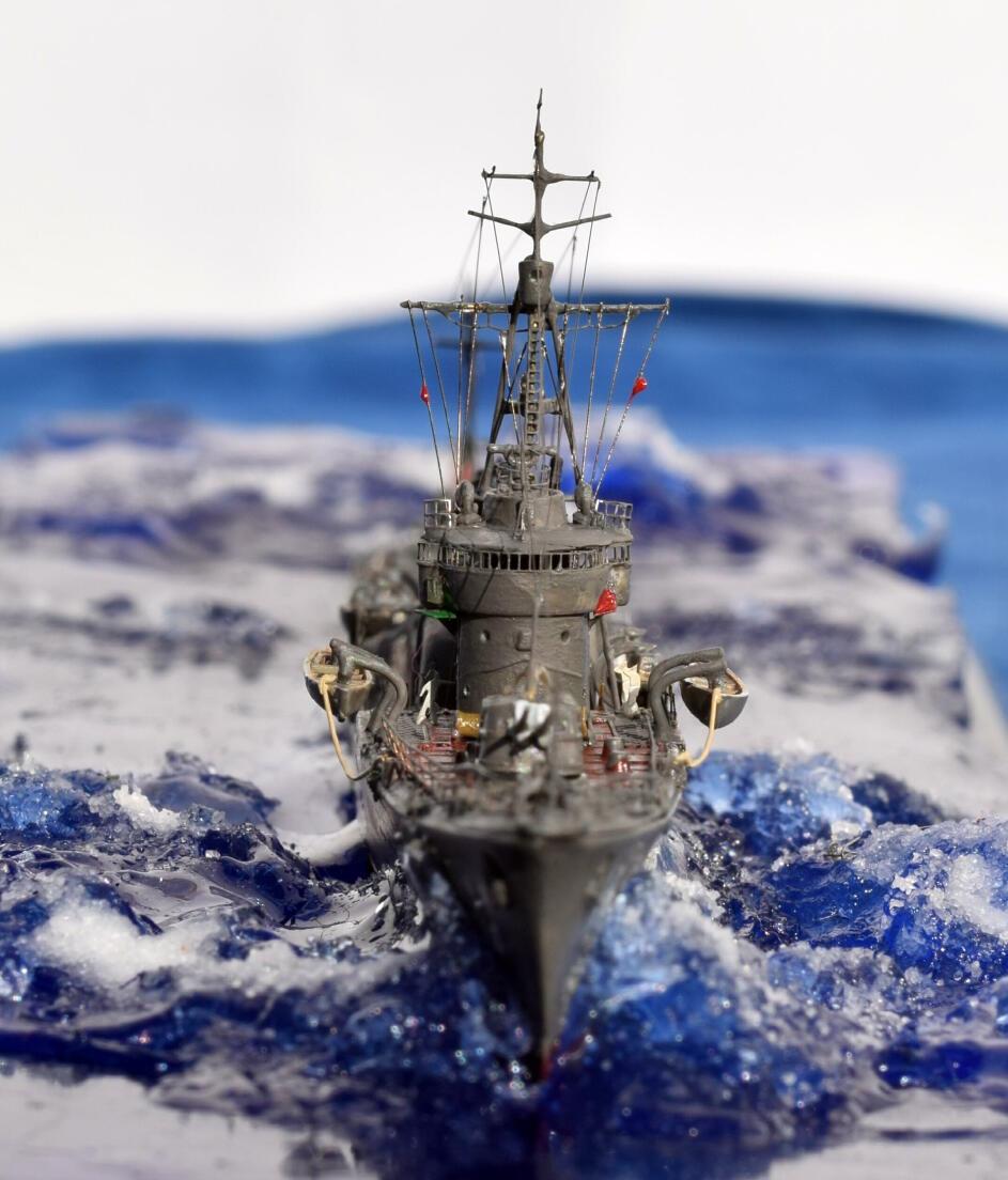 艦 吹雪 型 七 番